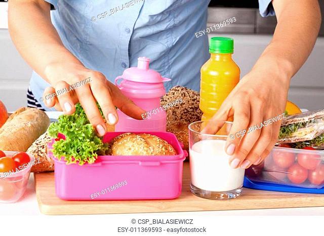Breakfast for school