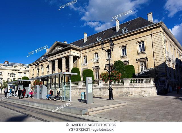 Tribunal de grande Instance, Reims, Marne, Champagne-Ardenne, France