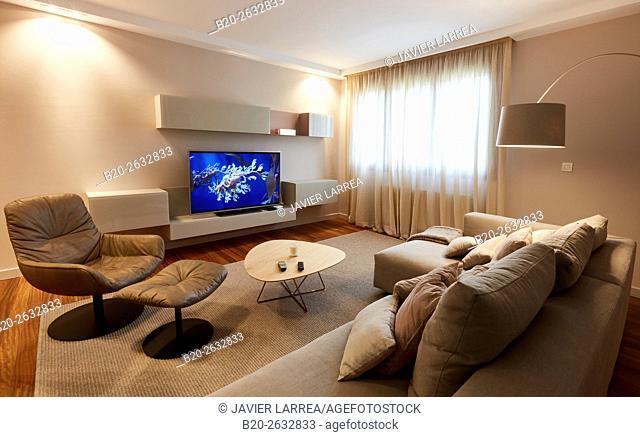 Living Room, Interior decoration, Home