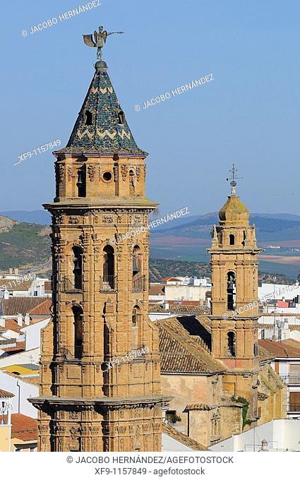 Antequera. Málaga province. Andalusia. Spain