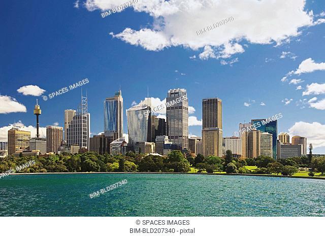 Cityscape, Sydney, Australia