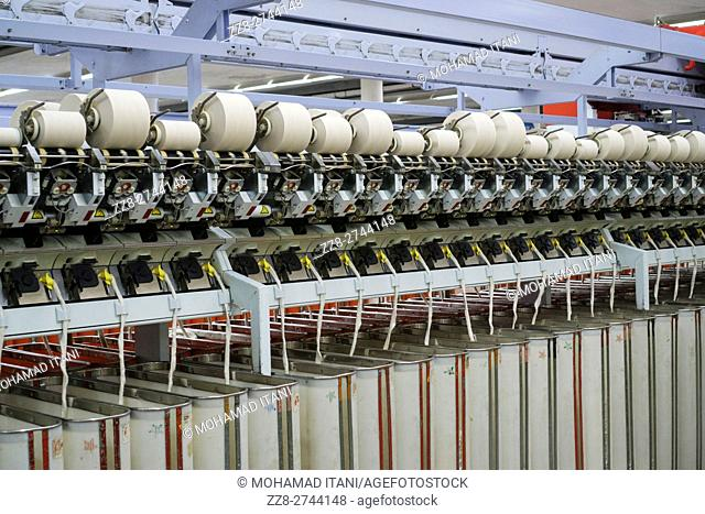 Cotton mill machines Multan Pakistan