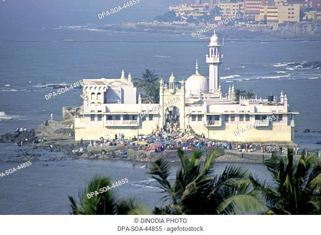 Haji Ali Dargah ; bombay mumbai ; maharashtra ; india