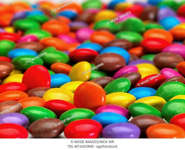 Smarties sweets Stock Photos and Images | age fotostock