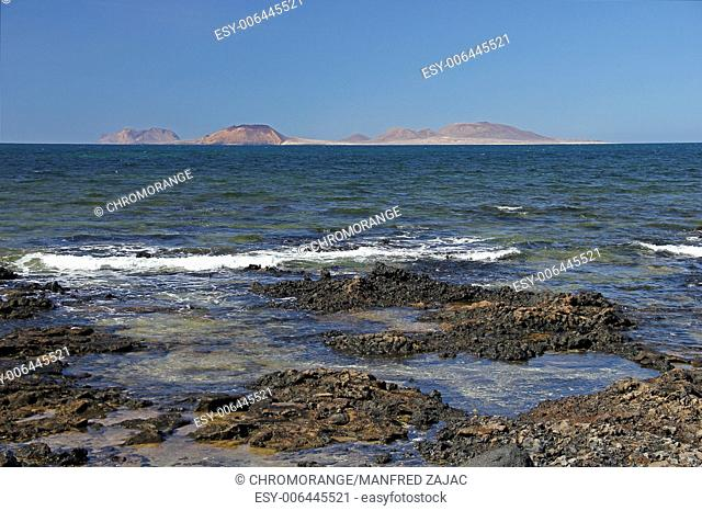 Isla Graciosa, Lanzarote, Spain