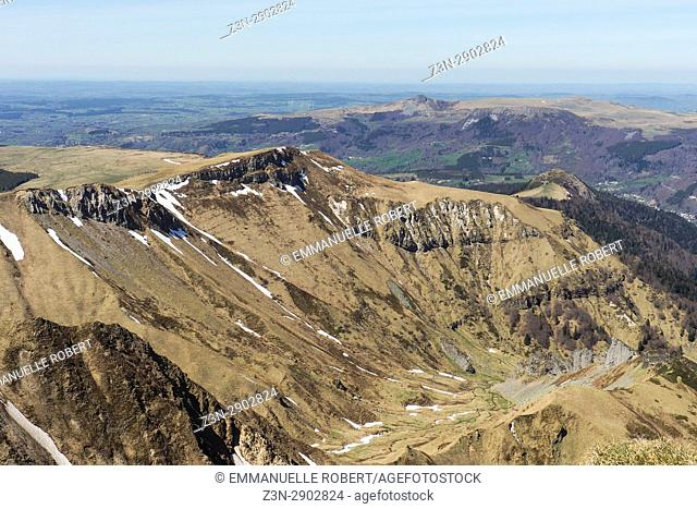 Sancy pas ane, Puy de Dôme, Massif Central, Auvergne, France, Europe