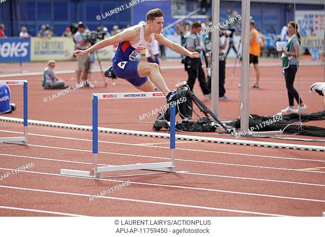2016 European Athletics Championships Amsterdam Jul 7th. 07.07.2016. Amsterdam, Holland. The European Athletics Championships