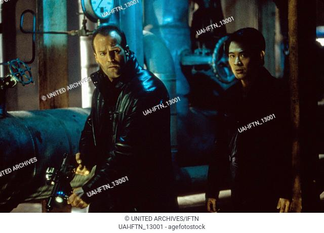 The One, USA 2001, Regie: James Wong, Darsteller: Jason Statham, Jet Li