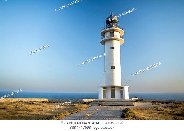 Spain, Balearic Islands, Formentera, Faro de la Mola