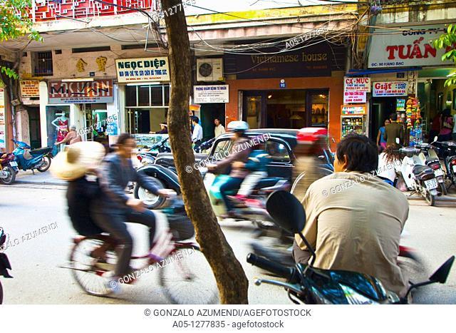 Old City. Hanoi. Vietnam