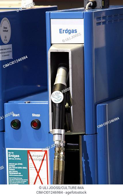 Car, Gas station, Natural gas gas station, Natural gas gas pump, Natural gas enterprise