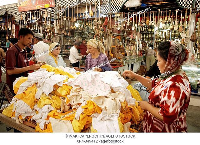 Bazaar, Kashgar, Xinjiang, China