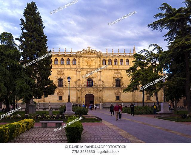 Universidad de Alcalá de Henares. Madrid. España