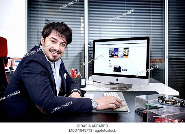 Web specialists. Rome, November 2013