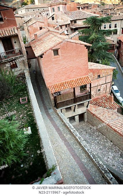 ALBARRACIN; TERUEL; SPAIN