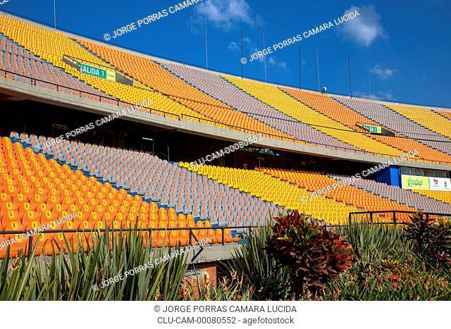 Atanasio Girardot Stadium, Aburra Valley, Medellin, Antioquia, Colombia