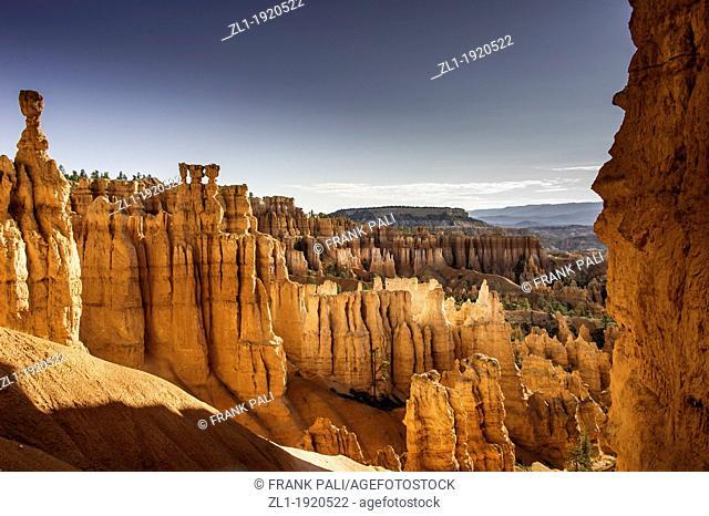 Hoo doos of Bryce Canyon Utah