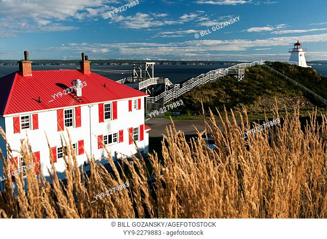 Cape Enrage Lightstation - New Brunswick, Canada