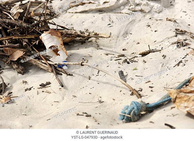 Sand, Dirt, Ilha Grande, Rio de Janeiro, Brazil
