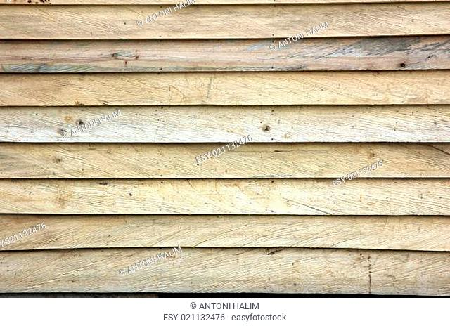 new wooden wall textured