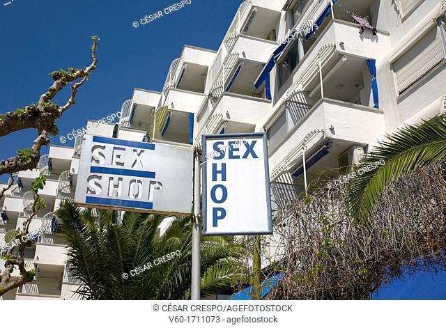 -Sex Shop-