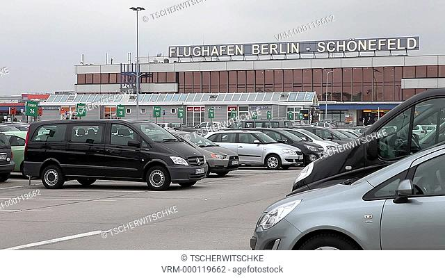 Airport Schönefeld, Berlin, Germany, Europe