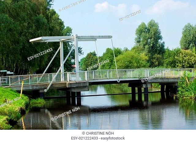 Kanalfahrt in Aurich
