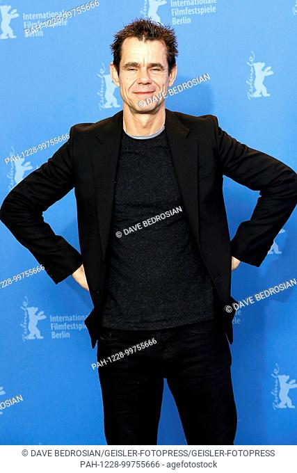 Tom Tykwer during the jury phtocall at the 68th Berlin International Film Festival / Berlinale 2018 on February 15 in Berlin, Germany