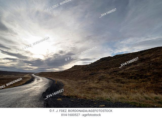 Gulfoss area  Iceland