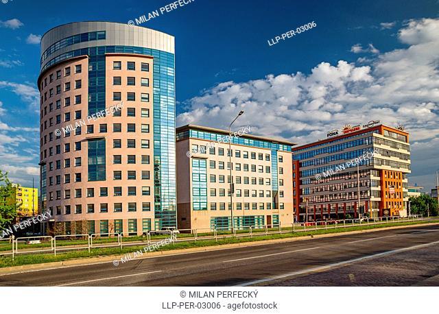 Tax Office, Bratislava - Petrzalka, Slovakia