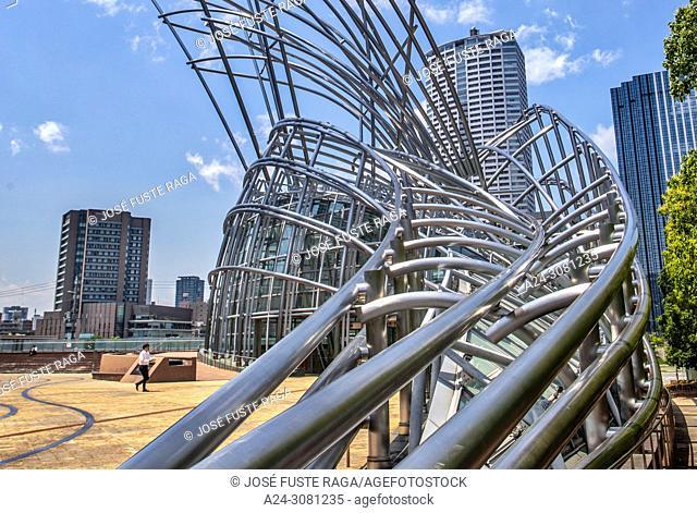 Japan, Osaka City, National Museum of Art