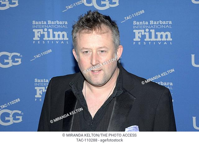Martin Gooch attends the 32nd annual Santa Barbara International Film Festival opening night 'Charged' at the Arlington Theater on February 1