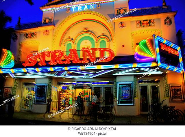 Strand Theatre, Key West