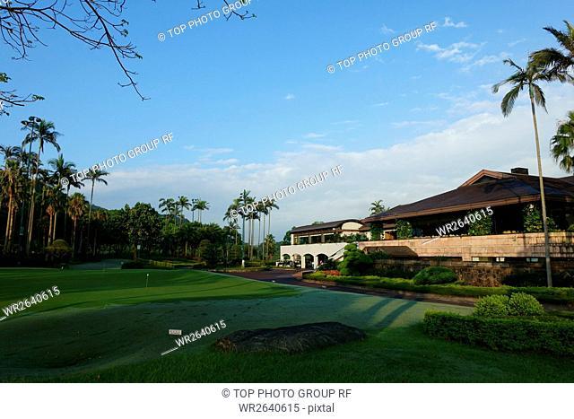 Taipei Daxi Golf Course
