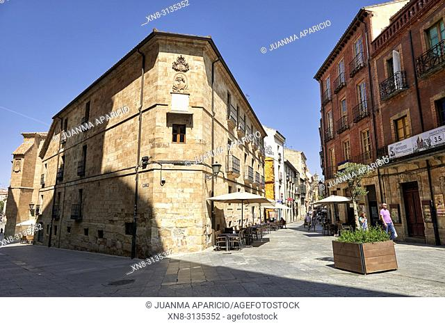 Calles Melendez y Compañia, Salamanca City, Province of SalamancaSpain, Europe