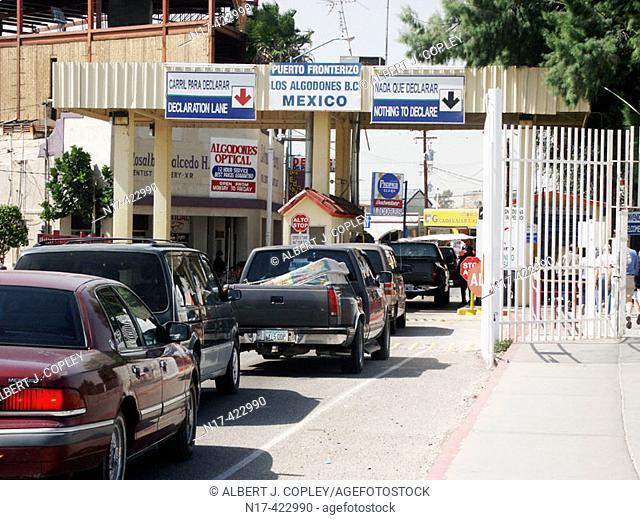 Customs. Mexico