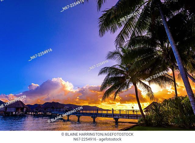 Four Seasons Resort Bora Bora, Motu Tehotu, Bora Bora, French Polynesia