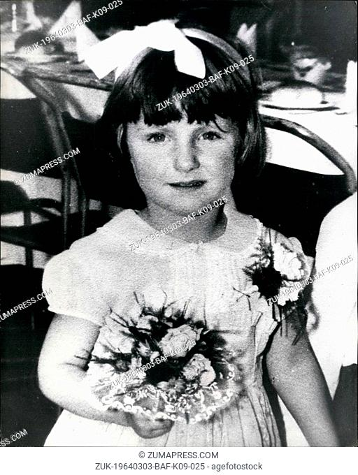 Mar. 03, 1964 - Little Kim Feared Dead. At midnight last night, after she had been missing for 30 hours, it was feared that the hunt for little seven-year-old...