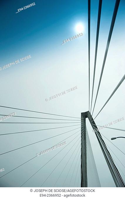Arthur Ravenel Jr. Bridge in Charleston South Carolina
