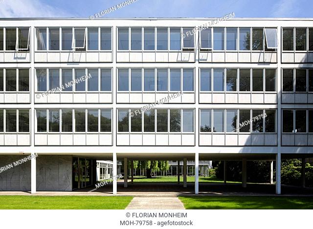 Düsseldorf, Ehemaliges Amerikanisches Konsulat