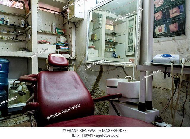 Interior design of a dentist practice, Kathmandu, Kathmandu District, Nepal