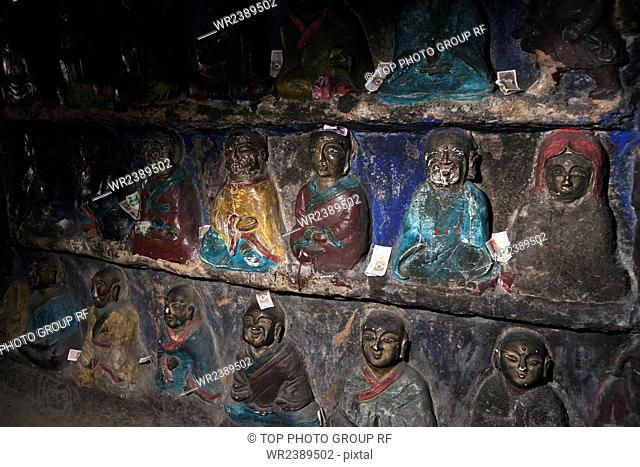 Zhenjizhi Temple Baarin Right Banner Chifeng City Inner mongolia China