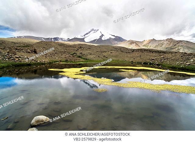 Lake. Markha valley trek (Ladakh)