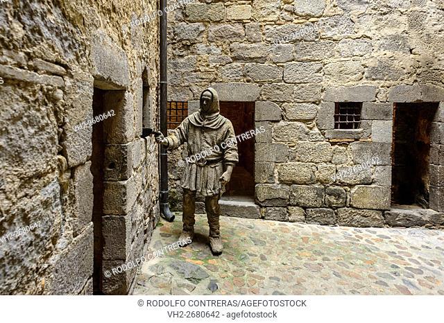 Old prison in Castello d'empuries