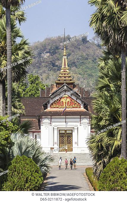 Laos, Luang Prabang, Royal Palace,