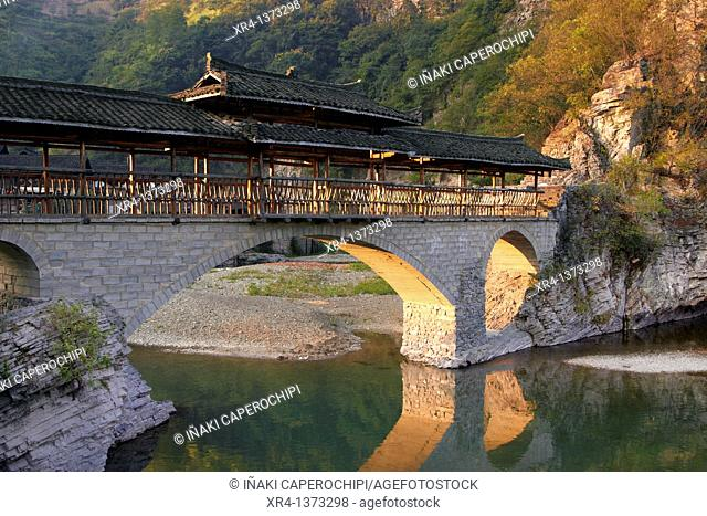 Shiqiao Bridge, Shiqiao, Guizhou, China