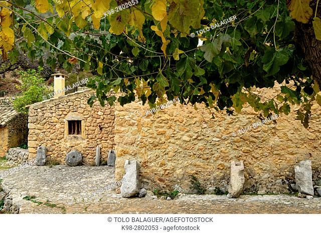 House des Horts, Comellar des Horts, Caimari, Mallorca, balearic islands, spain, europe