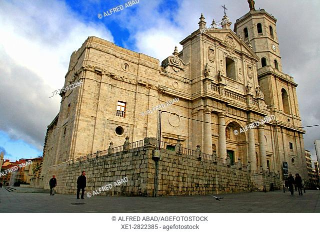 Cathedral of Our Lady of the Assumption, Valladolid, Spain