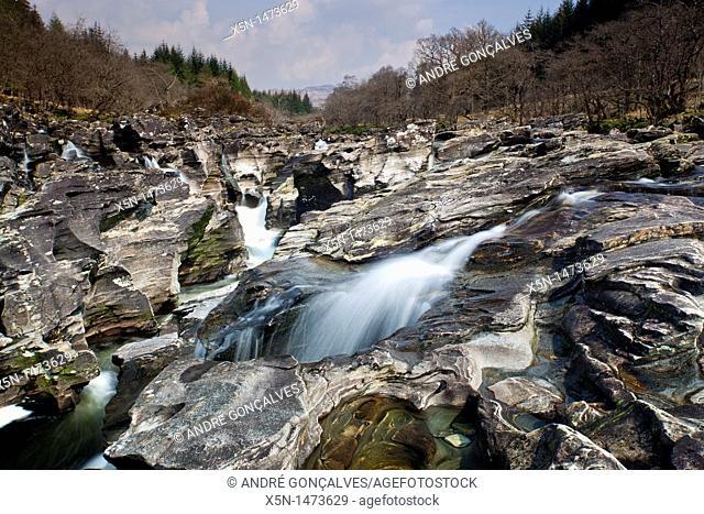 Glencoe River, Scotland