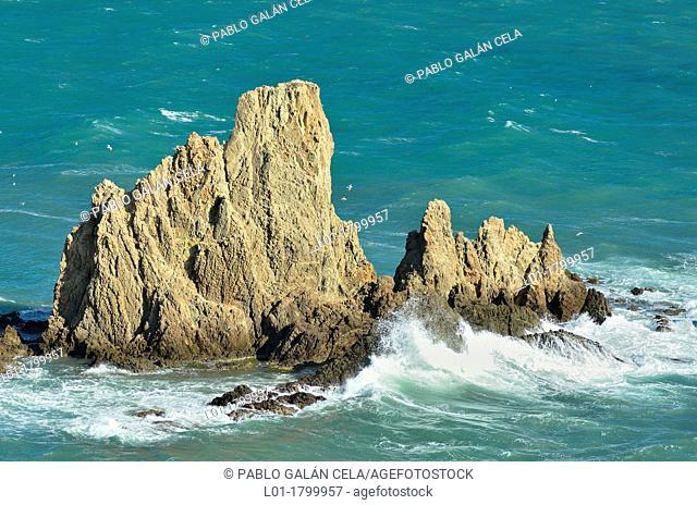 Cabo de Gata Natural Park Almeria